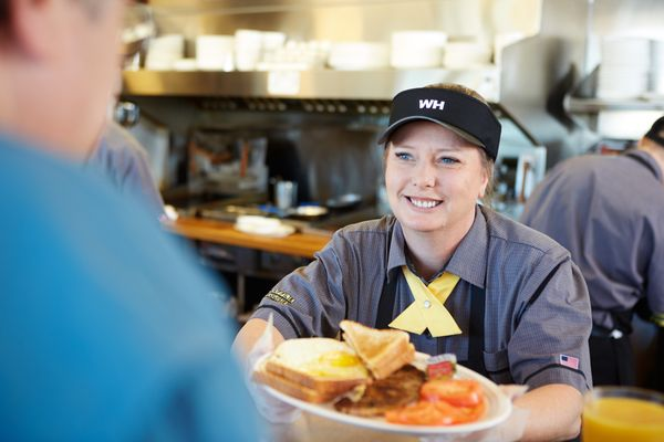 Waffle House Opening Times in Pineville, NC