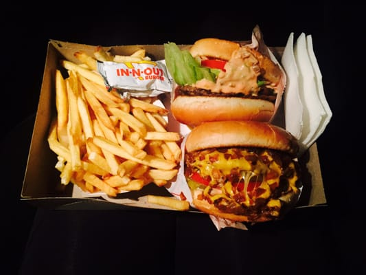 In-N-Out Burger Opening Times in Las Vegas, NV
