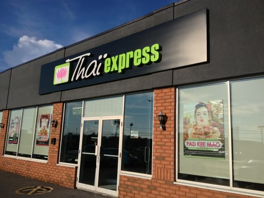 Thaï Express Opening Times in Chambly, QC