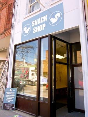 White Squirrel Snack Shop Opening Times in Toronto, ON