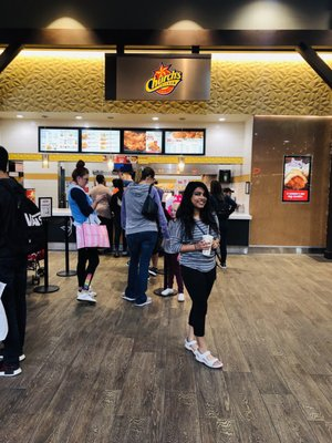 Church's Chicken Opening Times in Tempe, AZ