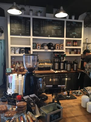 Rush Espresso Opening Times in Charlotte, NC