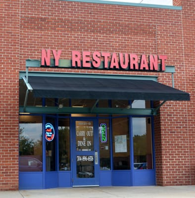 New York Restaurant Opening Times in Cornelius, NC