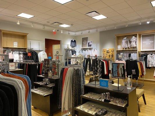 fashion outlets wa rosemont il