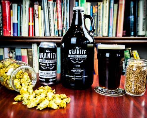 Granite Brewery & Restaurant Opening Times in Toronto, ON