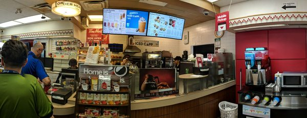 Tim Hortons Opening Times in North York, ON