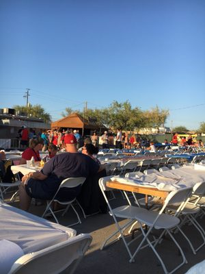 Harold's Corral Opening Times in Cave Creek, AZ