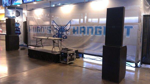 carolina sound stage lighting 1520