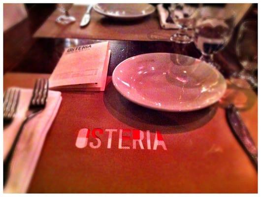 Osteria Ciceri e Tria Opening Times in Toronto, ON
