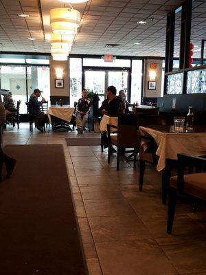 Benab Family Restaurant Opening Times in Mississuaga, ON