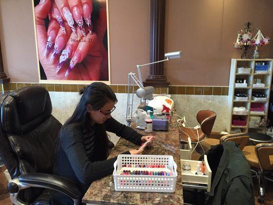 phoenix nails spa nail salons