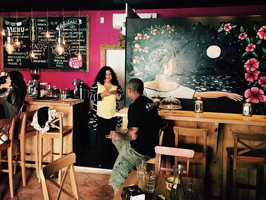 Café Mezcal Opening Times in Montréal, QC