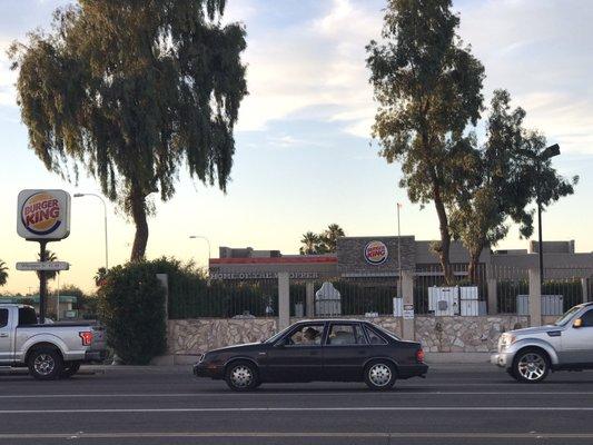 Burger King Opening Times in Chandler, AZ