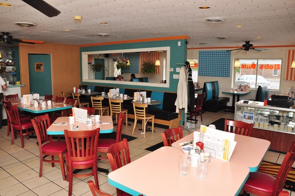 Bob's Diner Opening Times in Imperial, PA