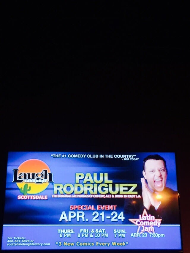 Laugh Factory Scottsdale : laugh, factory, scottsdale, Laugh, Factory, Photos, Reviews, Comedy, Clubs, Blvd,, Scottsdale,, Phone, Number, Offerings