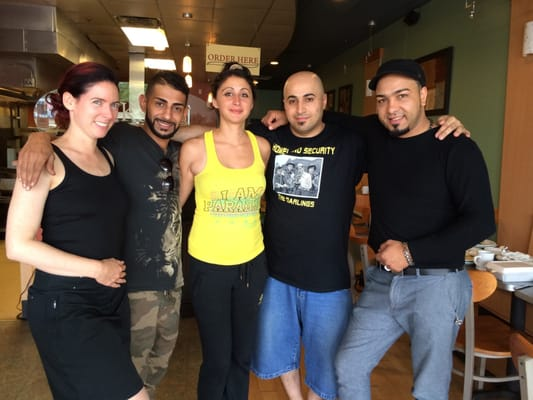 La Kabob Lebanese Grill Opening Times in Strongsville, OH