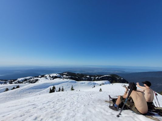I am camping on mount seymour this weekend with a group of friends. Mount Seymour Provincial Park 97 Photos 11 Reviews Hiking North Vancouver Bc