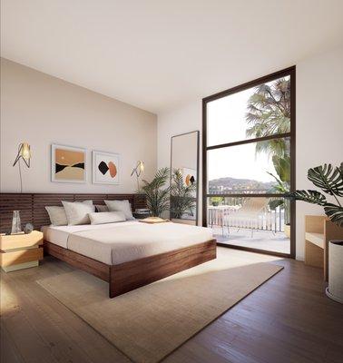 El Centro Apartments Bungalows 6200