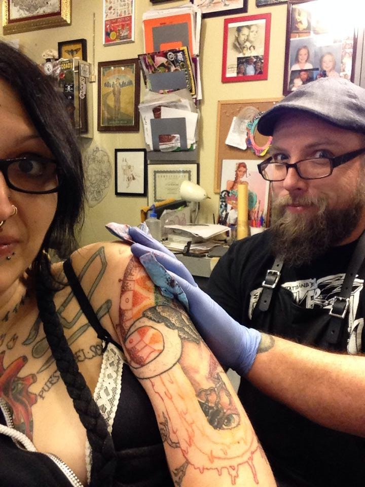 Artful Dodger Tattoo : artful, dodger, tattoo, ARTFUL, DODGER, TATTOO, Photos, Reviews, Tattoo, First, Hill,, Seattle,, United, States, Phone, Number
