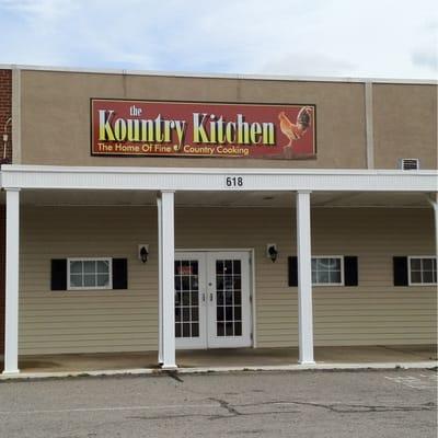 Kountry Kitchen  American Traditional  Wilson NC