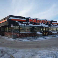 Harvey's Restaurants, Edmonton, AB