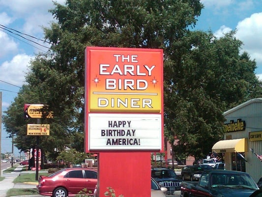 Early Bird Diner  262 Photos  Diners  Charleston SC