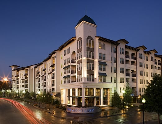 The Monterey by Windsor  Apartments  Dallas TX  Yelp