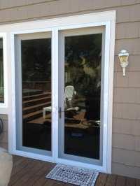 Double Vista Swinging Screen Door | Yelp