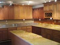 Beautiful Kitchen Cabinet Displays in our Kitchen Showroom