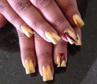 The Best 3D Nail Designs & Fingernail Designs Nail Salon ...