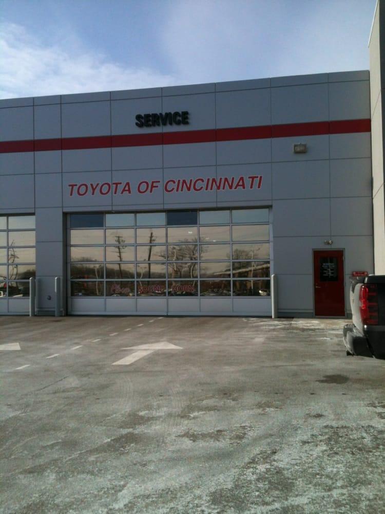 Joseph Toyota Of Cincinnati 18 Reviews Car Dealers