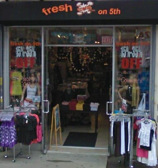 Fresh On Fifth  Accessories  488 5th Ave, South Slope