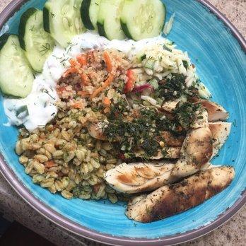 Zoes Kitchen  47 Photos  47 Reviews  Mediterranean