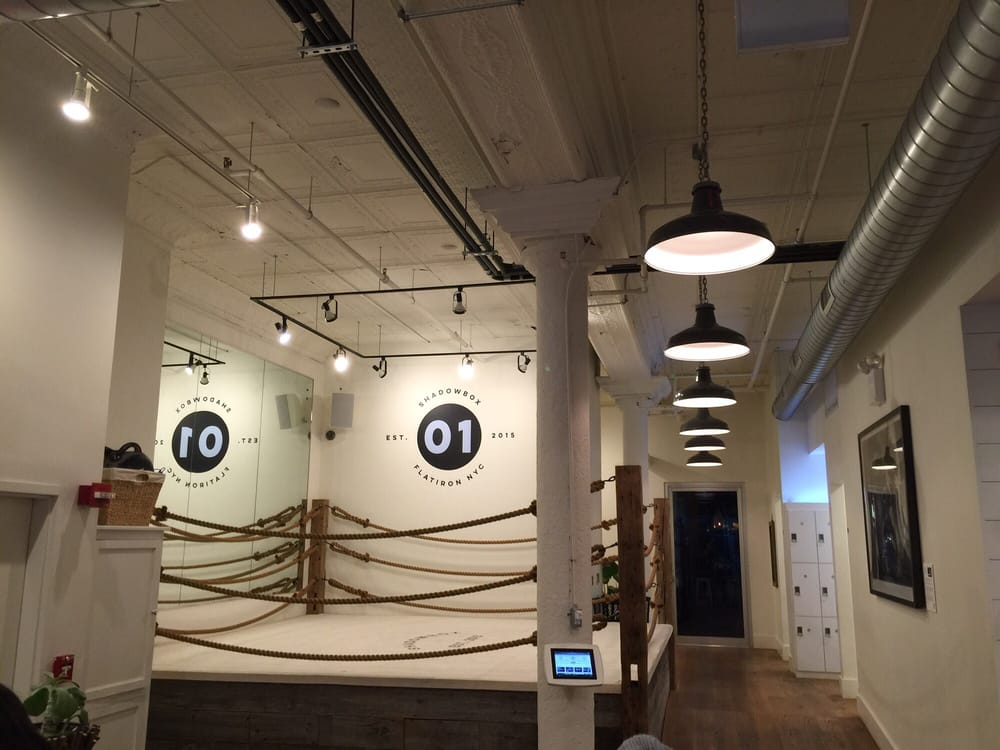 Shadowbox - New York, NY, United States. Private boxing sessions anyone?????