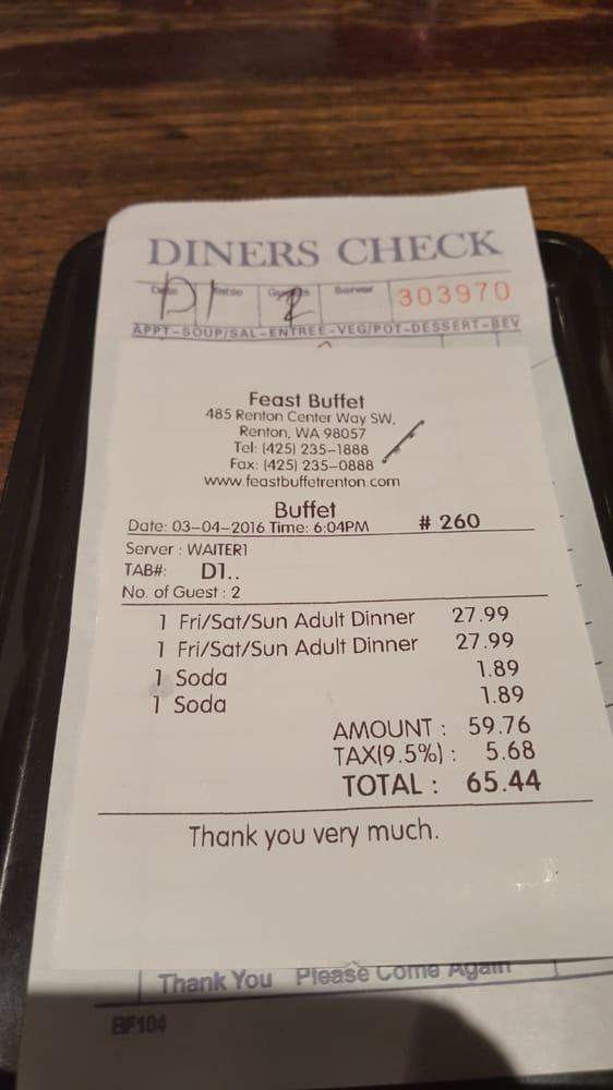 Local Buffet Restaurants Near Me