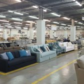 sofa furnitureland south gray blue chairs - 92 photos & 142 reviews furniture ...