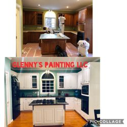 charlotte kitchen cabinets pantry furniture top 10 best cabinet painting in nc last updated 1 glenny s