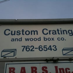 Custom Crating Furniture Stores 233 S Holden St South