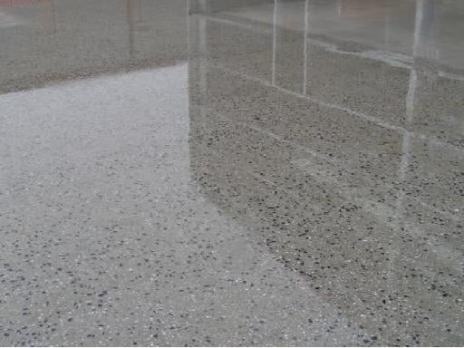Toronto Polished Concrete Flooring