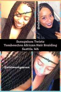 Senegalese Twists - Yelp