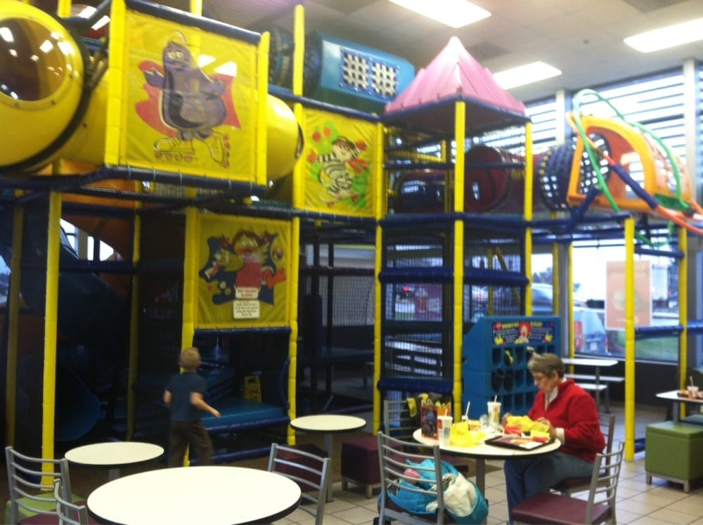 Restaurants Indoor Play Area Near Me