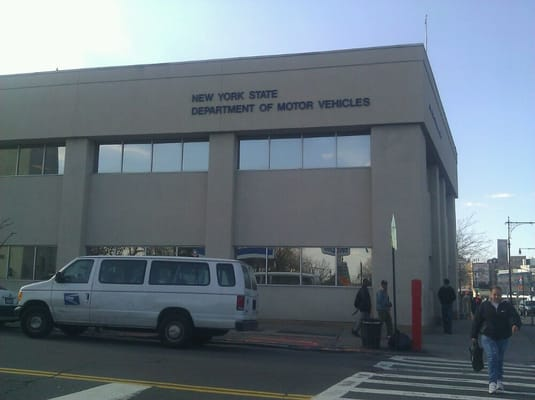 department of motor vehicles bronx