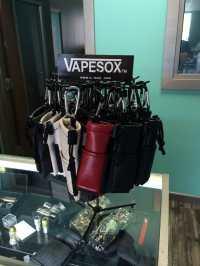 In stock now Vapesox- the original Mech Mod and Vape ...