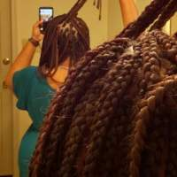 Elegance African Hair Braiding - 10 Photos - Hair Salons ...