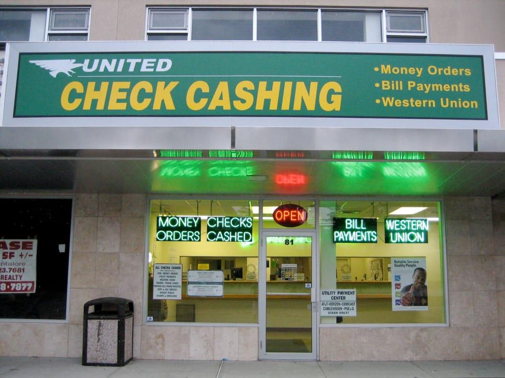 United Check Cashing  Cheque CashingPayday Loans  81