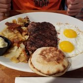 French toast was grilled nicely with a nice texture in each bite. Iron Rooster - 777 Photos & 768 Reviews - Breakfast ...