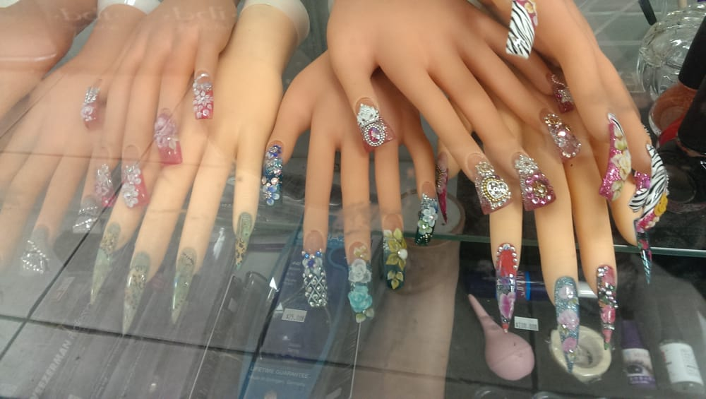 Mannequin Hand For Nails