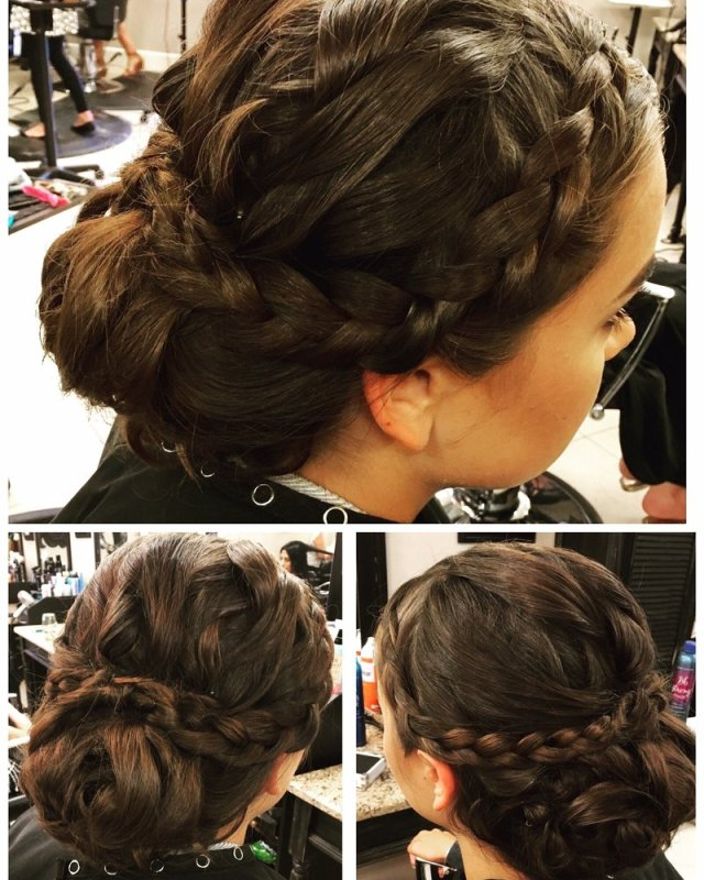 junior bridesmaid hair - yelp
