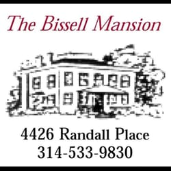 Bissell Mansion Restaurant and Murder Mystery Dinner