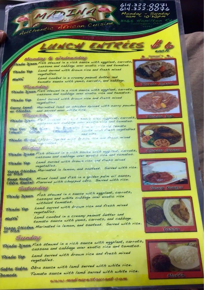 Soul Food Restaurant 43211